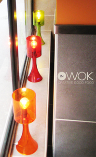 interieur restaurant wok paris