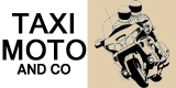 Logo Taxi moto and co